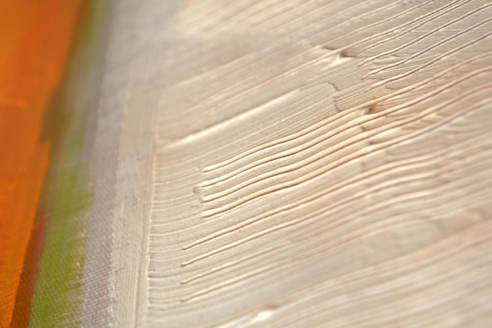 Barevná struktura malby