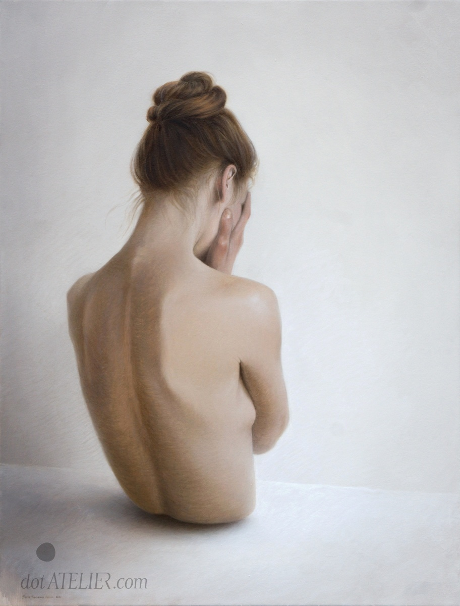 Woman – Symbolism paintings